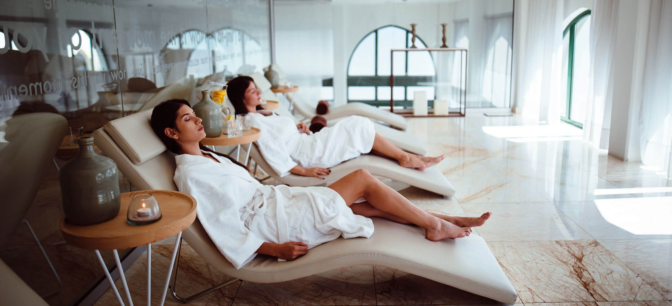 Our Signature Deep Relaxation Day