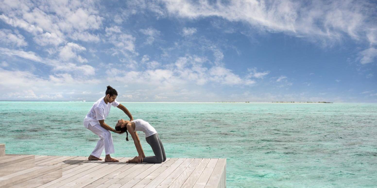 Maldives at Landaa Giraavaru